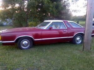 1978 T-Bird For Sale