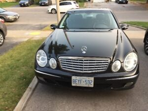 2003 Mercedes-Benz E-Class E320 Sedan