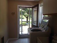 Large Private 2 Bedroom  Apartment with Scenic Views