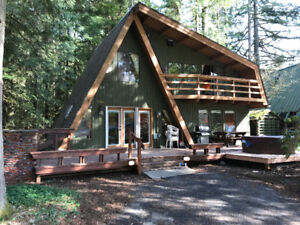 Mt. Baker Lodging - Cabin #30 - HOT TUB, W/D, BBQ, SLEEPS-6!