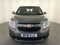 2011 CHEVROLET ORLANDO LTZ 7 SEATS PARKING SENSORS SERVICE HISTORY FINANCE P/X