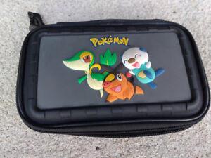 Pokemon Nintendo DS Lite Case - Black