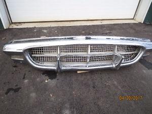 1960 Thunderbird  Bumper grille assy.