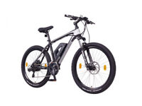 Electric Bicycle NCM Prague Made in Germany