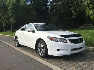 2008 Honda Accord EX-L Coupé (2 portes) 9600 NEGO