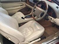 1996 Jaguar XK8 4.0 2dr Petrol red Automatic