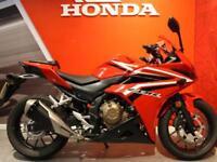 2017 HONDA CBR500R ABS
