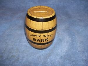 Vintage Happy Days - TV show Bank