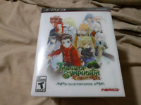 Tales of Symphonia Chronicles Collector's Edition Sealed. Markham / York Region Toronto (GTA) Preview
