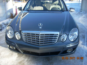 2008 Mercedes-Benz E-Class 3.0L Sedan 4 Matic