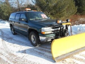 2003 suburban HAUL YOUR R/V or  TOY HAULER LOTS OF POWER