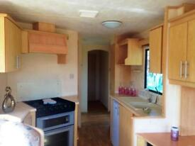 Static Caravan Nr Clacton-on-Sea Essex 3 Bedrooms 8 Berth ABI California 2005