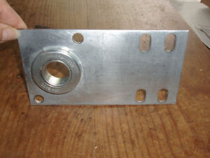 ~ REDUCED ~ BRAND NEW BEARING FLAT END PLATE FOR GARAGE  ~$5.99~