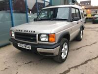 Land Rover Discovery 2.5Td5 ( 5 st ) auto Td5 XS - 2001 Y-REG - 6 MONTHS MOT
