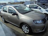 Dacia Sandero 1.5dCi ( 90bhp ) Ambiance