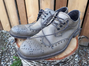 Oxford Style Leather Dress Shoes