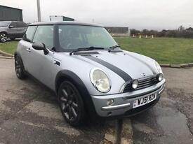 2001 MINI Hatch 1.6 Cooper 3dr