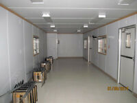 12x40 atco skid office trailer for rental