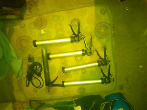 Caulking guns and equipment
