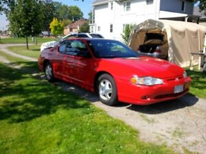 2003 Chev Monte Carlo SS - Dale Earndhart Edition