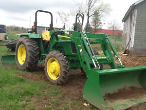 2014 John Deer 5075 Tractor With 170hrs for sale