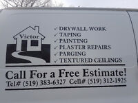 Drywall/Plaster/Painting