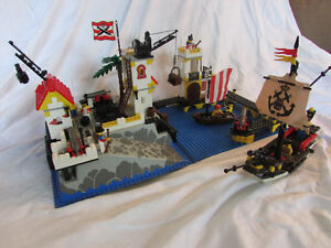 Lego Set 6277 Imperial Trading Post