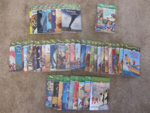 46 Magic Tree House Books