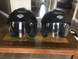 THH open face motorcycle helmets