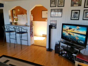 Nice apartment for rent in duplex in East Saint John
