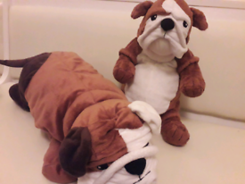 2x ikea Soft Toy Dogs! Free local delivery if required