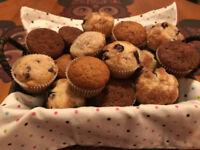 Homemade Muffin Baskets