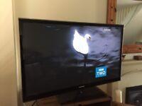 "SAMSUNG PLASMA 55"" 3D HD TV"