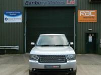 2010 LAND ROVER RANGE ROVER TDV8 VOGUE SE ESTATE DIESEL