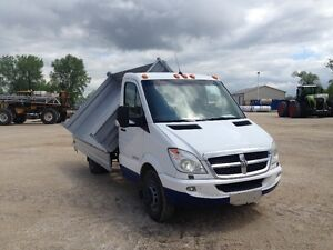 **Recently Reduced** DODGE 3500 SPRINTER WITH 3 WAY TIPPER