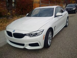 ONE OF A KIND-2014 BMW 4-Series 435i xDrive Coupe (2 door)