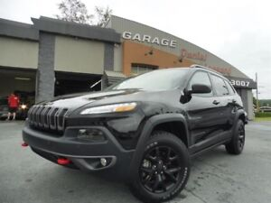 Jeep Cherokee 4X4 L-PLUS PKG, TRAILHAWK FULL EQUIPE, 3.2 V6 ET +