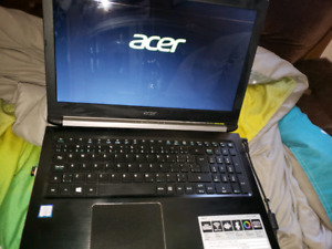 Acer aspire laptop 15.6""