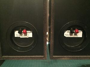 Clements 100 SI Spatial Imaging Vintage speakers Cornwall Ontario image 2