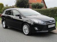 2014 Ford Focus 1.6 TDCI ZETEC APPEARANCE PACK 5DR TURBO DIESEL ESTATE ** 88,...