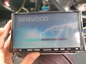 Kenwood dnx7200 double din car stereo Selling spare or Repair