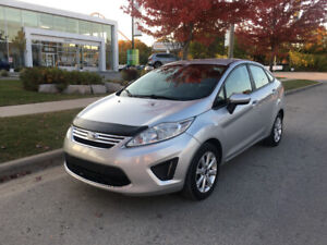 2011 Ford Fiesta SE, Low KMs, No Accidents,Very Clean,Certified