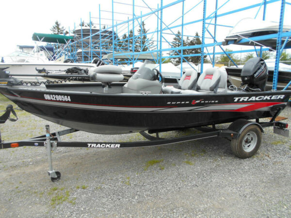 Used 2014 Tracker Super Guide V16 SC