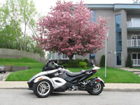 Can-Am Spyder RS, 2008, 958$
