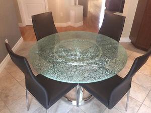 Magnifique mobilier de salle a manger