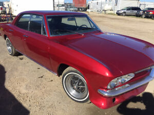 1966 Chevrolet Corvair - FULLY RESTORED