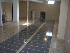 Floor Heating Film 220/240v, 14.8w/sq.ft. St. John's Newfoundland image 2