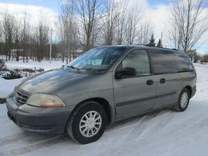 1999 Ford Windstar Fourgonnette, fourgon