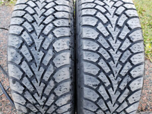 225/60 R16 Good Year Nordic Winter Tires