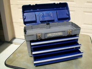 Tool box with contents.